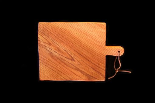 Custom Made Cutting Board 1