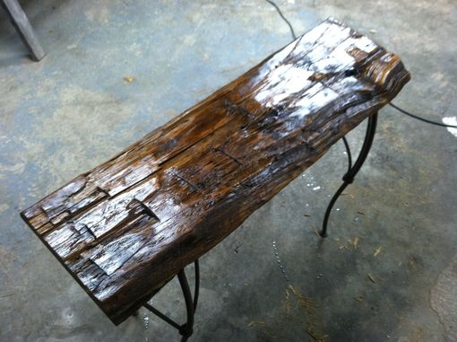 Custom Made Sofa Back Table