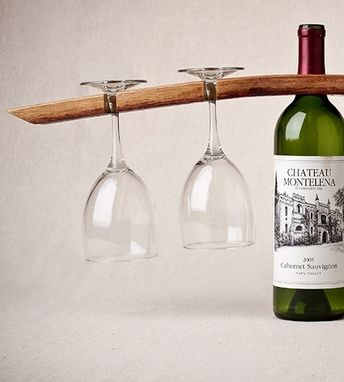 Custom Made Double Wine Butler