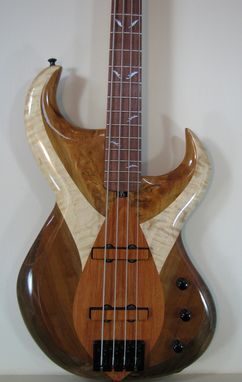 Custom Made Electric Bass