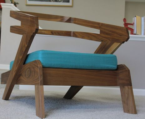 Custom Made Gibson Lounge Chair