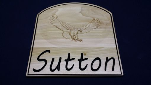 Custom Made Custom Carvings And Signs