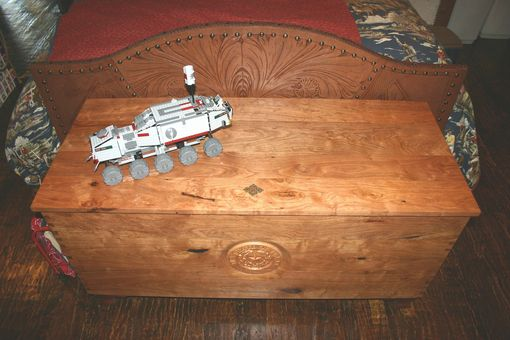 Custom Made Texas Mesquite Hope Chest