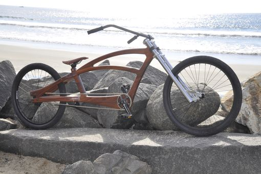 Custom Made Driftwood Cruiser #2 - Custom Bicycle