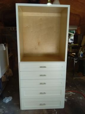 Custom Made Custom Armoire