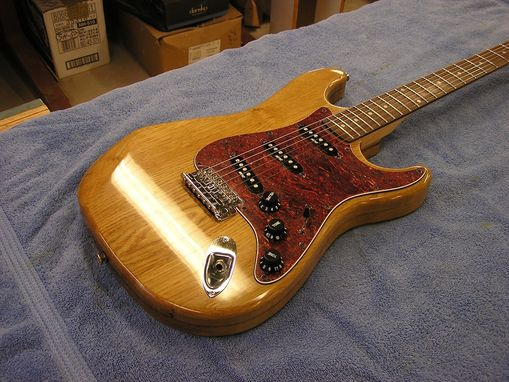 Custom Made Strat-Style Electric
