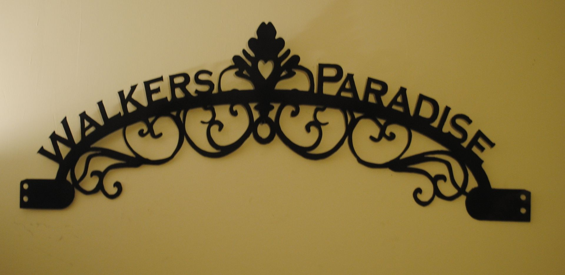 Custom Made Gates, Gate Toppers, Archways, Fencing by Covington Iron ...