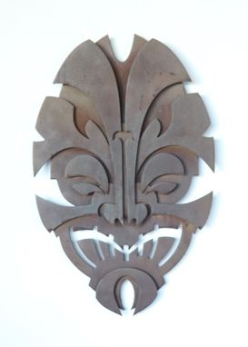 Custom Made Tiki Mask