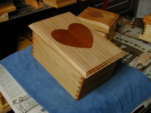 Custom Made Dovetail  Boxes