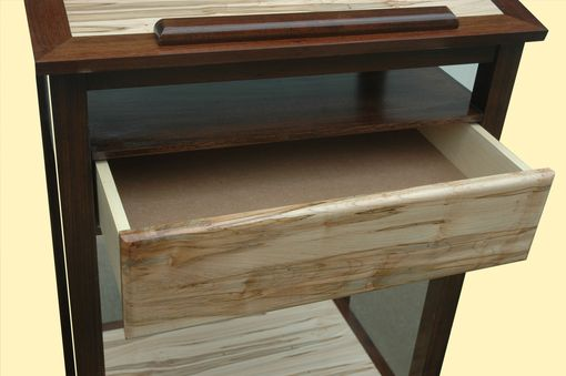 Custom Made Podium, Stand-Up Desk, Book Stand