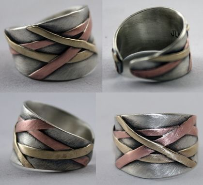 Custom Made Adjustable Ring