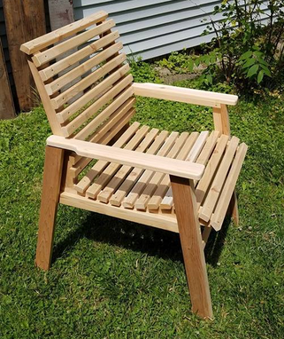 Custom Made Patio Chair (No Longer Available)