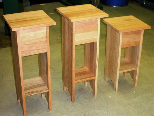 Custom Made Home Decor Tables
