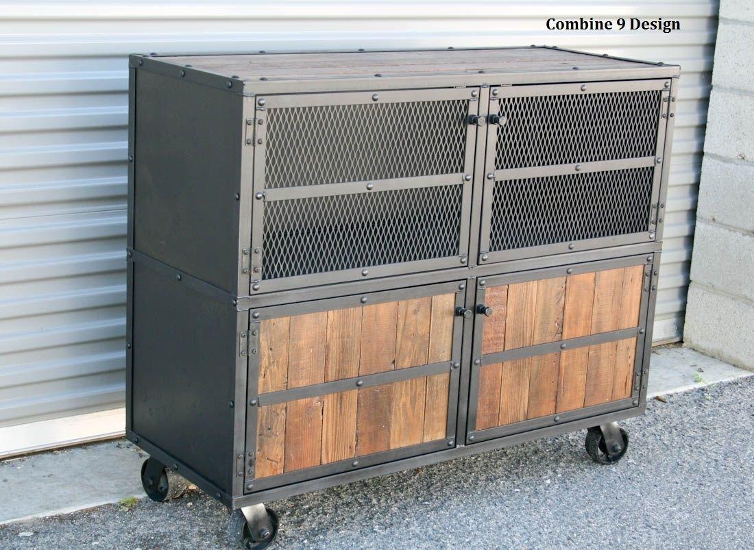 buy a hand made vintage industrial bar cart mid century. Black Bedroom Furniture Sets. Home Design Ideas