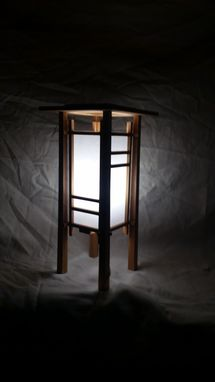 Custom Made Japanese Floor Lantern