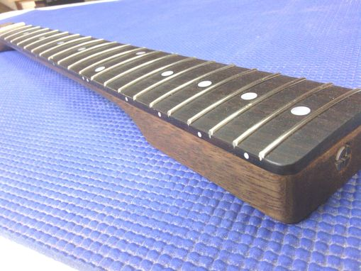 Custom Made Indian Rosewood Telecaster Body And Neck