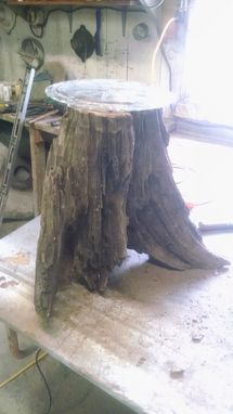 Custom Made Tree Trunk Cake Stand