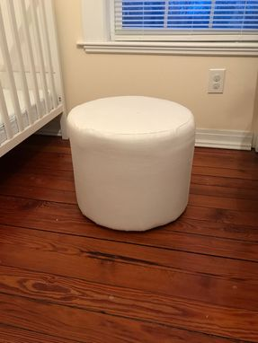 Custom Made Custom Lounge Pouf