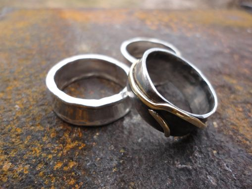 Custom Made Forged Rings