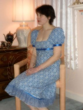 Custom Made La Toile Dress