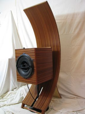 Custom Made Hi-End Audio Speakers