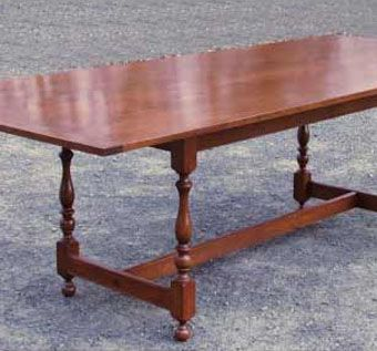 Custom Made Cherry Conference Table