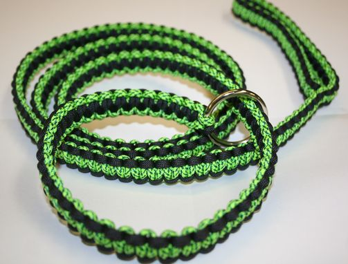 Custom Made 6 Ft Paracord Slip/Choke Leash