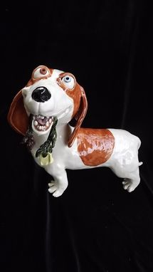 Custom Made Custom Dog Sculpture