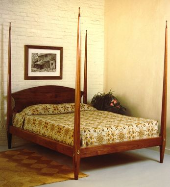 Custom Made Pencil Post Bed