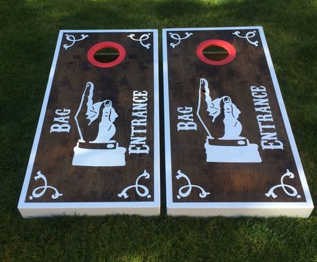 Custom Made Cornhole Boards And Accessories