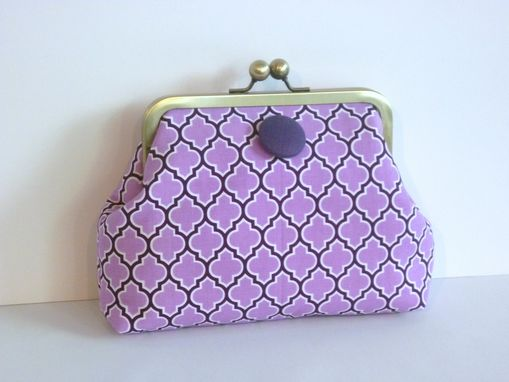 Custom Made Bridesmaid Clutches
