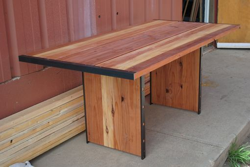 Custom Made Hand Made Outdoor Dining Tables