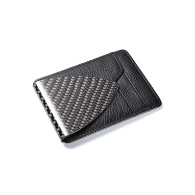 Custom Made Genuine Carbon Fiber Money Clip The Raptor