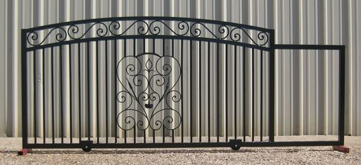Custom Made Sliding Gates (Also Known As Rolling Gates)