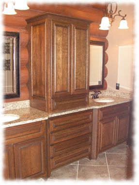 Custom Made Country, Colonial, Hybrid Style Cabinetry