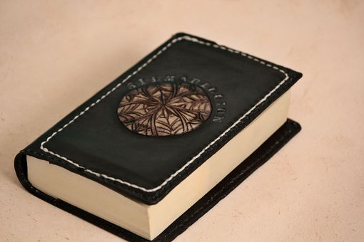 Custom Made Custom Made Leather Bible Cover