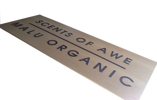 Custom Made Large Wooden Signs & Plaques