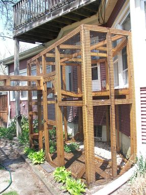 Custom Made The Catio