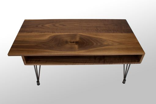Custom Made The Irving Coffee Table: Walnut