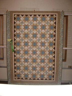 Custom Made Twin Size Quilt