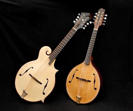 asian made mandolins