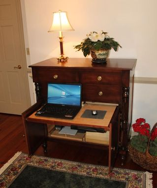 Custom Made Home Office Center