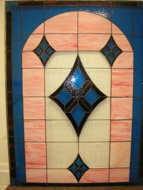 Custom Made Traditional Design - Stained Glass Window