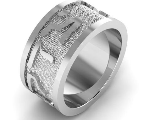 Custom Made Hebrew Names Of God Ring