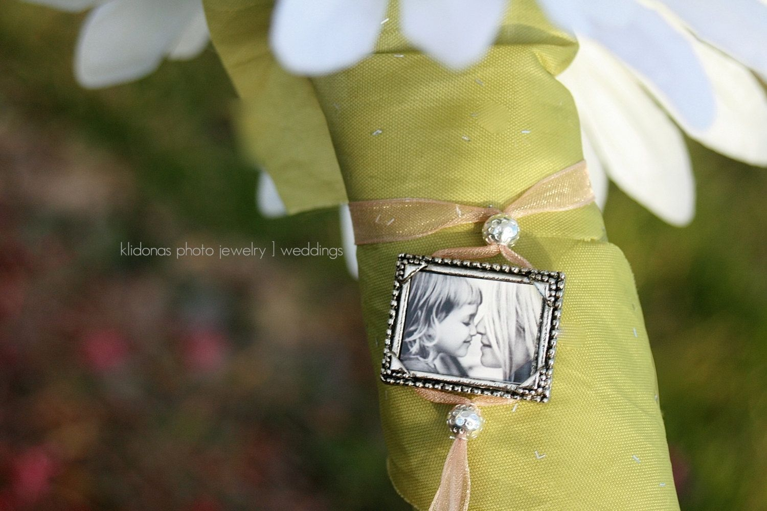 Hand Crafted Wedding Bouquet Charm Bridal Bouquet Charm Bouquet