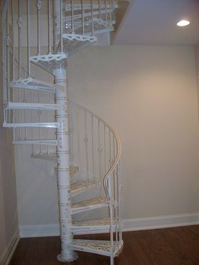 Custom Made Custom Made Spiral Stair