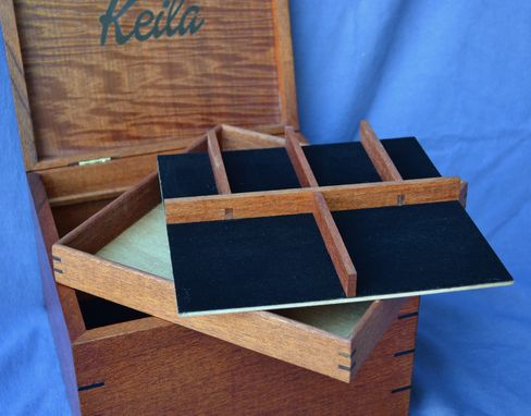 Custom Made Proposal Box For Keila