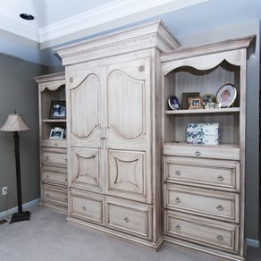 Bedroom Wall Unit Units  CustomMade com