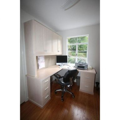 Custom Made Maple Home Office