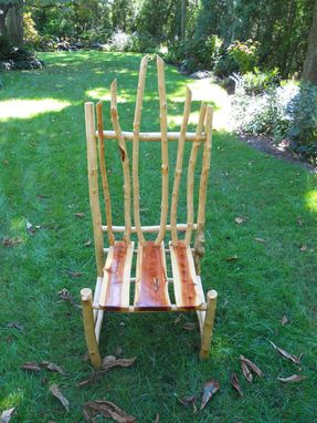 Custom Made Rustic Chair